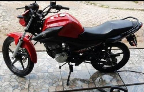 moto ybr 150 cc factor ed