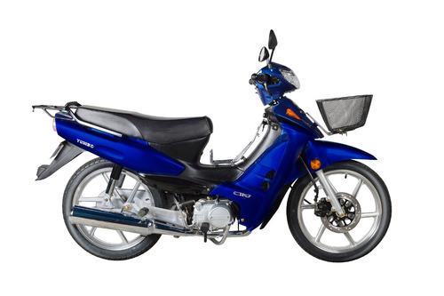 moto yumbo c 110 dlx - mercado pago 12 cuotas