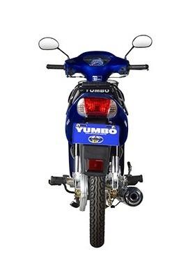 moto yumbo c110 0km. megastore virtual 18 cuotas
