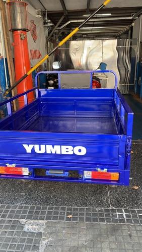 moto yumbo cargo 125