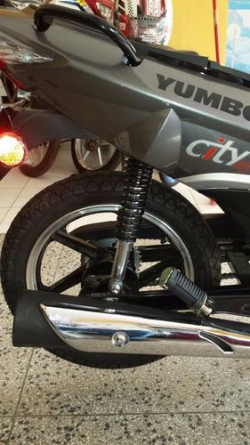 moto yumbo city 125  0 km. megastore virtual