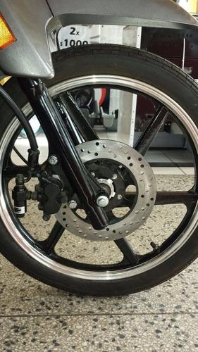 moto yumbo city 125  0 km.18 cuotas megastore virtual
