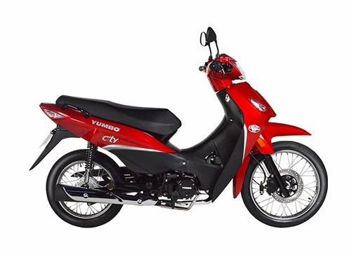 moto yumbo city 125s nueva   brasil shop
