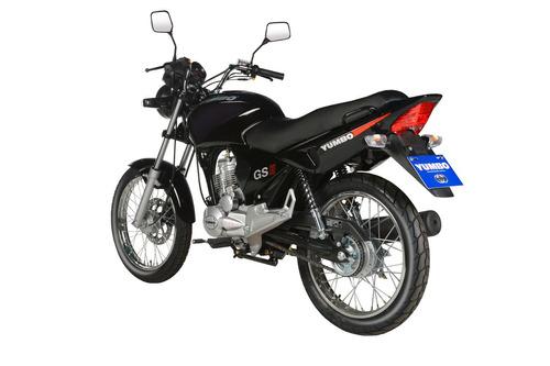 moto yumbo gs125 il led