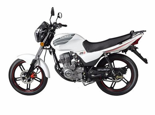 moto yumbo gts 125ii nueva | brasil shop