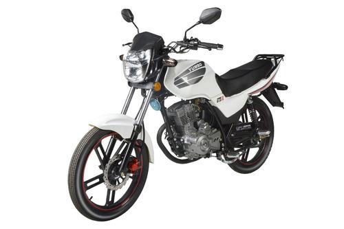 moto yumbo gts ii 125 - blanca 0km 2017 - fama