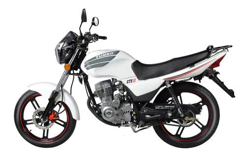 moto yumbo gts125 il - mercado pago 12 cuotas