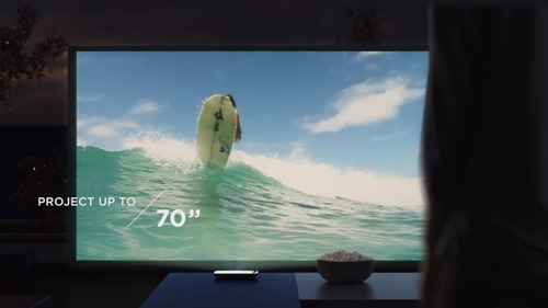 moto z play 64gb 4gb de ram + proyector en  oferta