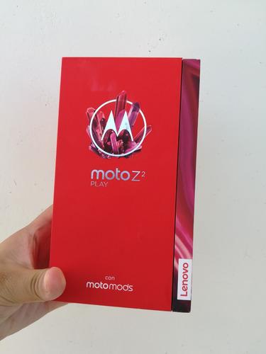 ¡moto z2 play 4 ram nuevo libre leer descripcion antes!