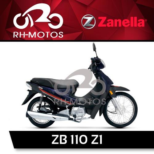 moto zanella 110