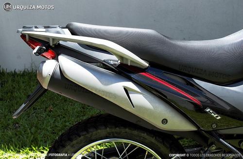 moto zanella 150 enduro motos