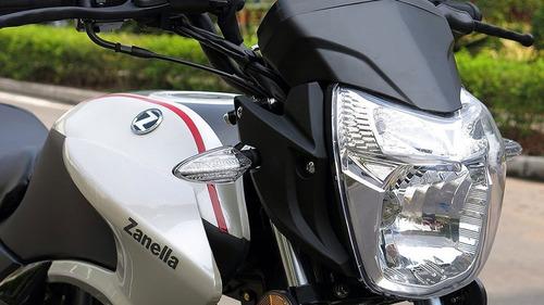 moto zanella 150 naked