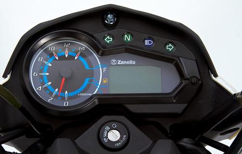 moto zanella 150 naked motos