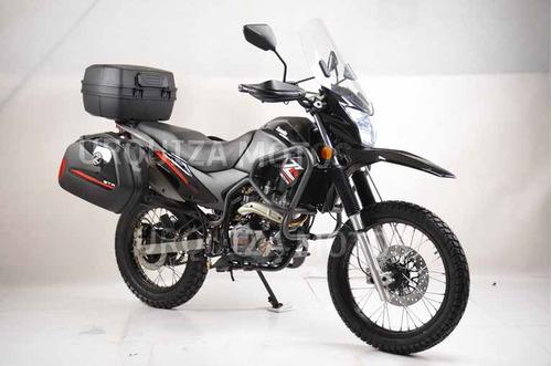 moto zanella 250