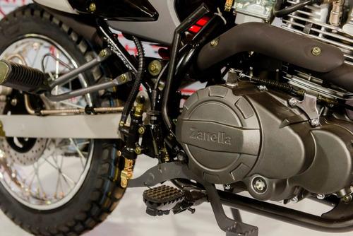 moto zanella 250 enduro