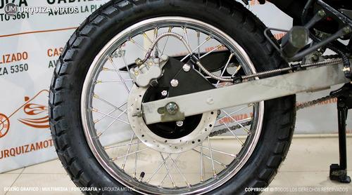 moto zanella 250 enduro motos