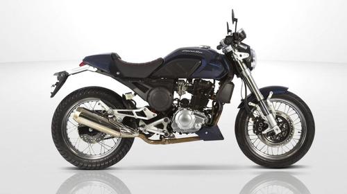 moto zanella cafe racer ceccato 250 x 0km urquiza motos