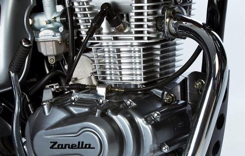moto zanella ceccato 150, 0km, retira hoy black friday