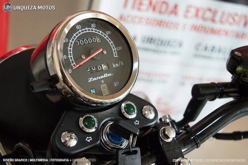 moto zanella ceccato 150 r150 0km 2018 cafe racer