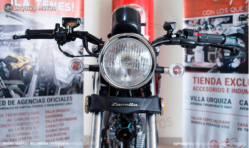 moto zanella ceccato 150 r150 0km urquiza motos
