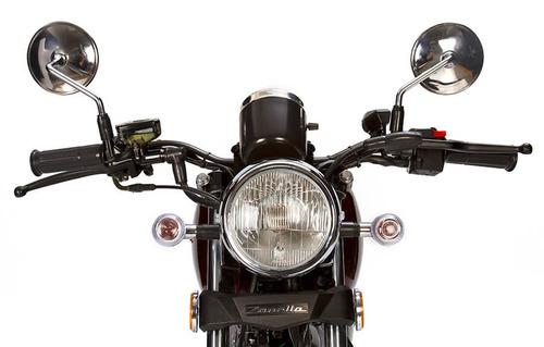 moto zanella ceccato 150 r150 cafe racer 0km urquiza motos