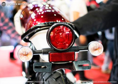 moto zanella ceccato v250i inyeccion 250 0km cafe racer