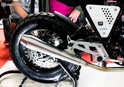 moto zanella ceccato v250i inyeccion electronica cafe racer