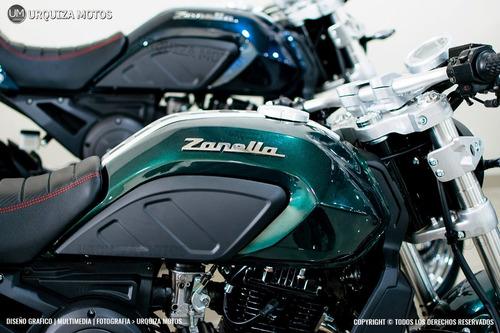 moto zanella ceccato x250 0km cafe racer concept x 250