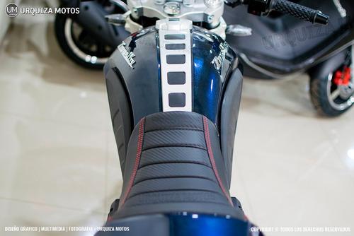 moto zanella ceccato x250 0km cafe racer financiacion x 250
