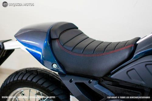 moto zanella ceccato x250 cafe racer 0km urquiza motos