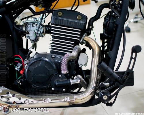 moto zanella chopper 350