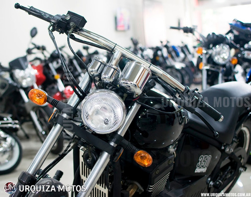 moto zanella chopper 350 motos