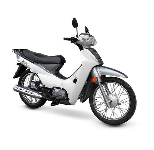 moto zanella due 110 0km 2018