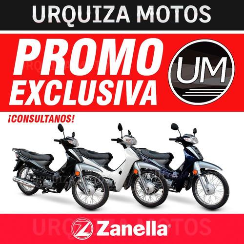 moto zanella due classic 110 base 2017 0km urquiza motos