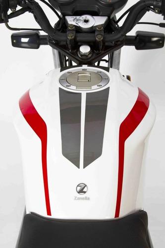 moto zanella enduro rx 150 z7 cuotas  0km urquiza motos