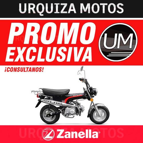 moto zanella hot 90 g2 dax 0km urquiza motos