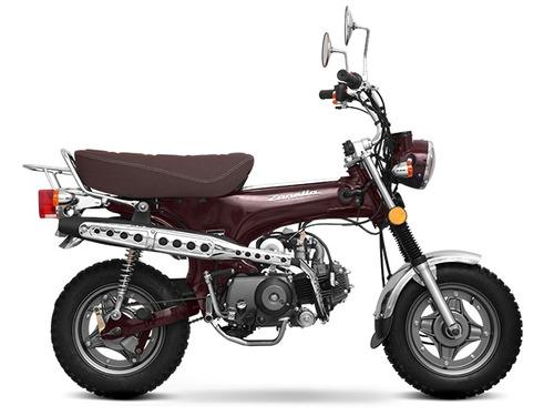 moto zanella hot 90 shot 0km hasta 30 cuotas 2017 tipo dax