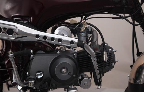 moto zanella hot 90 shot nuevo 0km tipo dax urquiza motos
