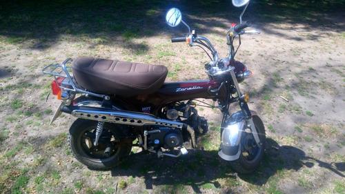 moto zanella hot 90cc