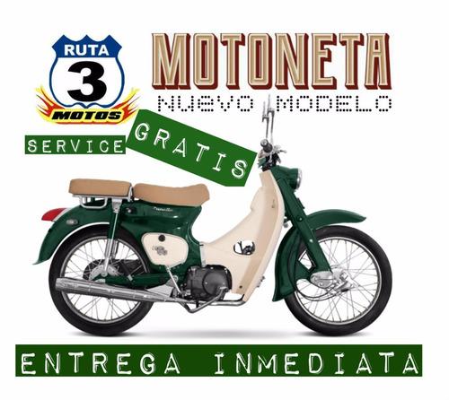 moto zanella motoneta 110 vintage 0km 2017