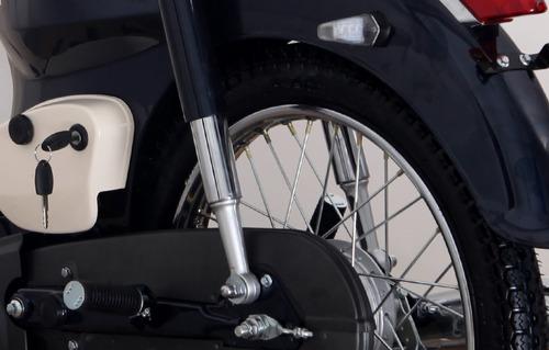 moto zanella motoneta 110 vintage 0km 2017 nuevo modelo