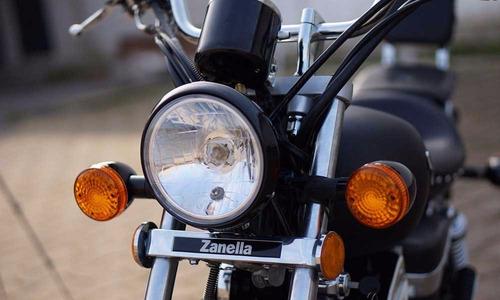 moto zanella patagonian 250