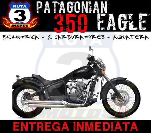 moto zanella patagonian eagle 350