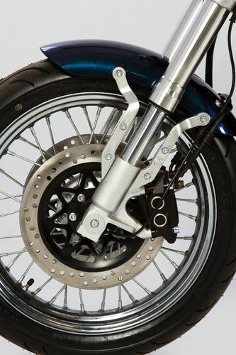 moto zanella retro ceccato x 250 2018 0km lanzamiento oferta