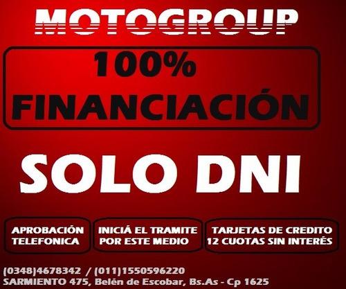moto zanella rx 1 200  okm nueva calle naked cb ybr cg titan