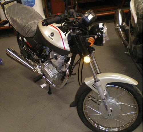 moto zanella  rx 150  0km  arranque eléctrico