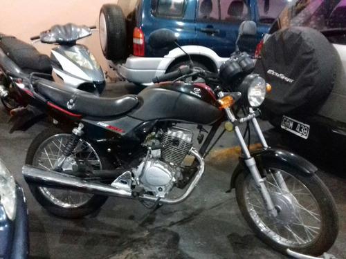 moto zanella rx 150 2016 500 km calle 26606125