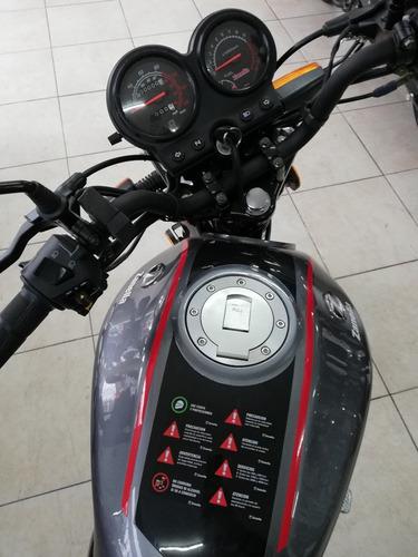 moto zanella rx 150 g3 base