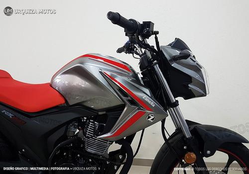 moto zanella rx 150 next nuevo lanzamiento 0km urquiza motos