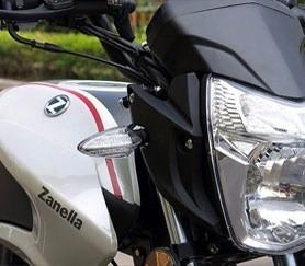 moto zanella rx 150 z6 2020 0km agencia caba - parrilla